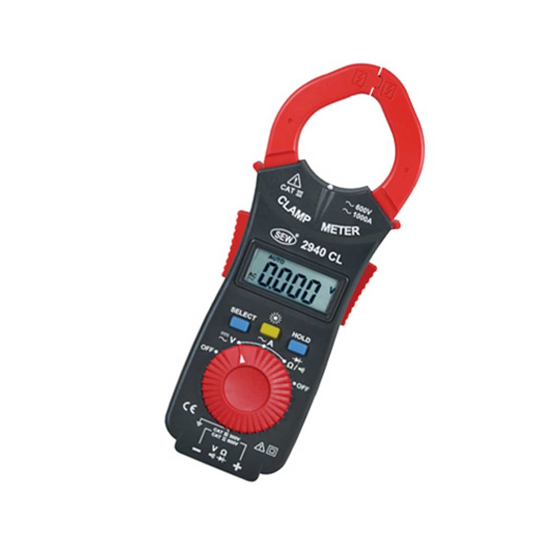 2940CL AC Clamp Meter
