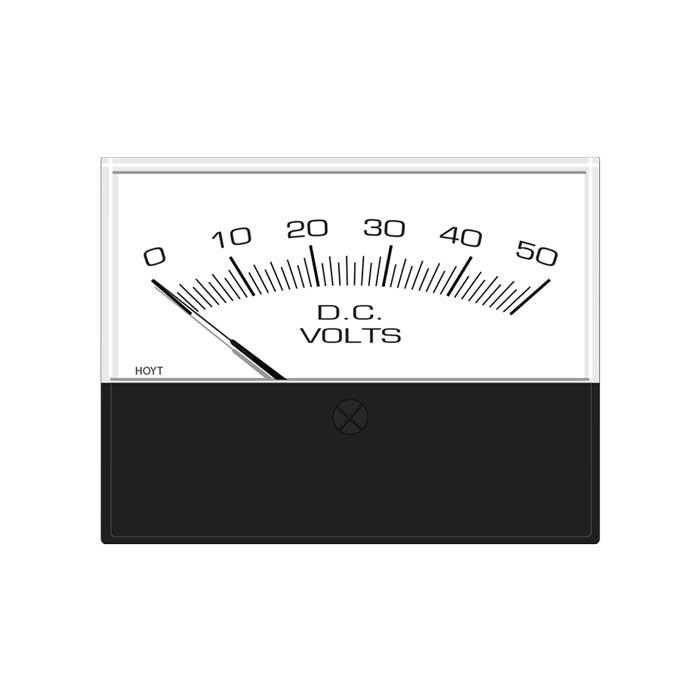 3135 DC Analog Panel Meter