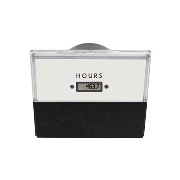 313HRD Elapsed Time Meter (LCD Digital)