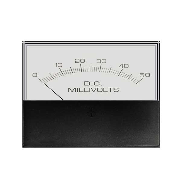 3145 DC Analog Meter