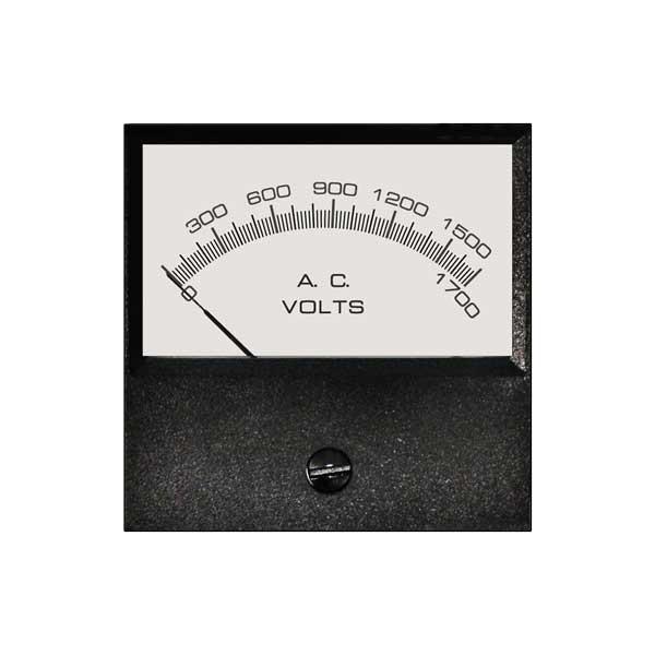 4026 AC Analog Panel Meter