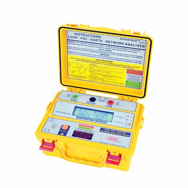4126 NA Digital Electrical Network Analyzer