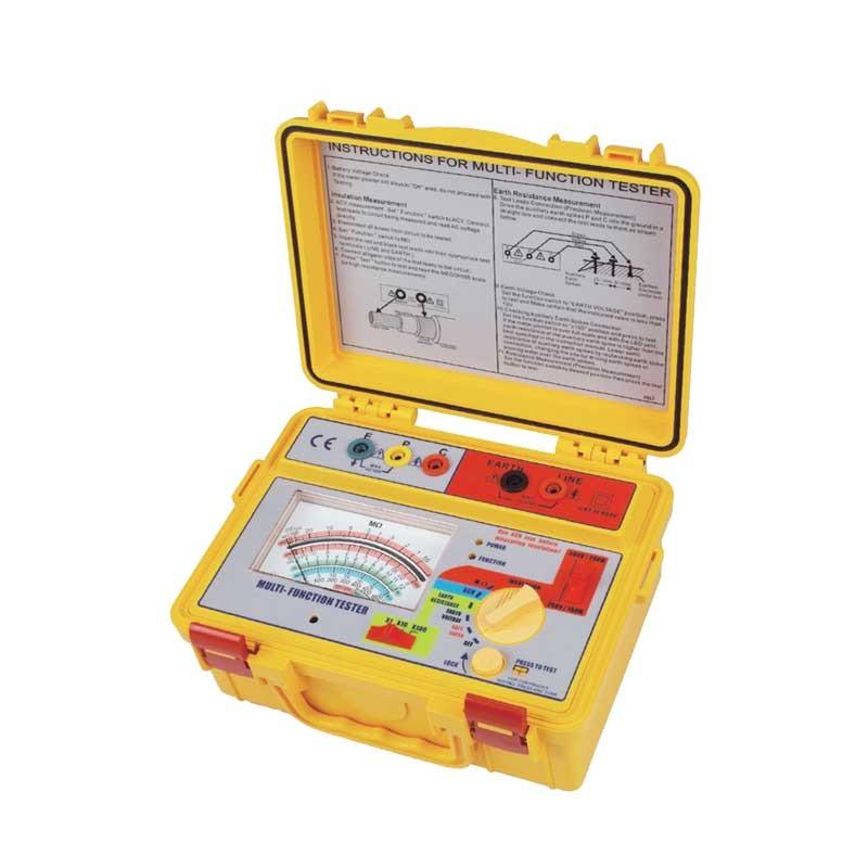 4167 MF Insulation & Multifunction Tester (LCD)
