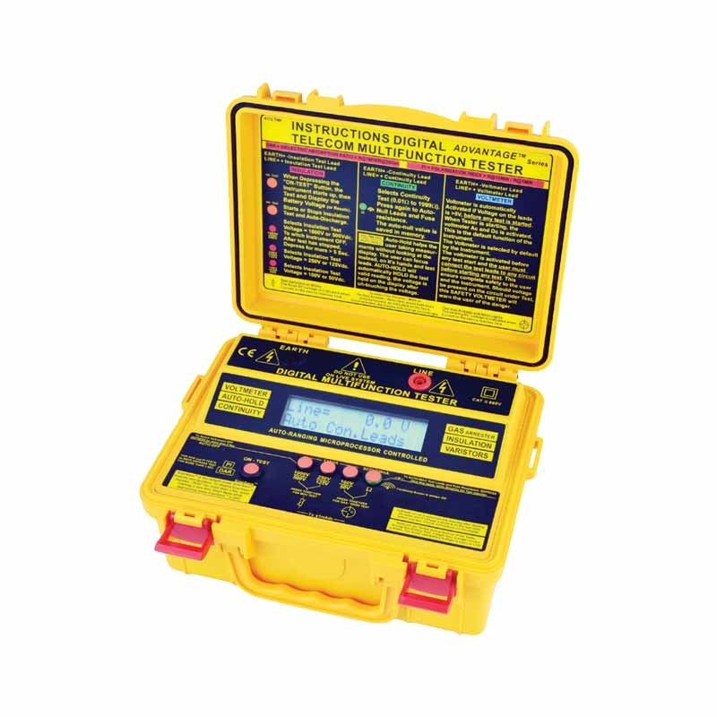 4175 TMF Insulation & Multifunction Tester