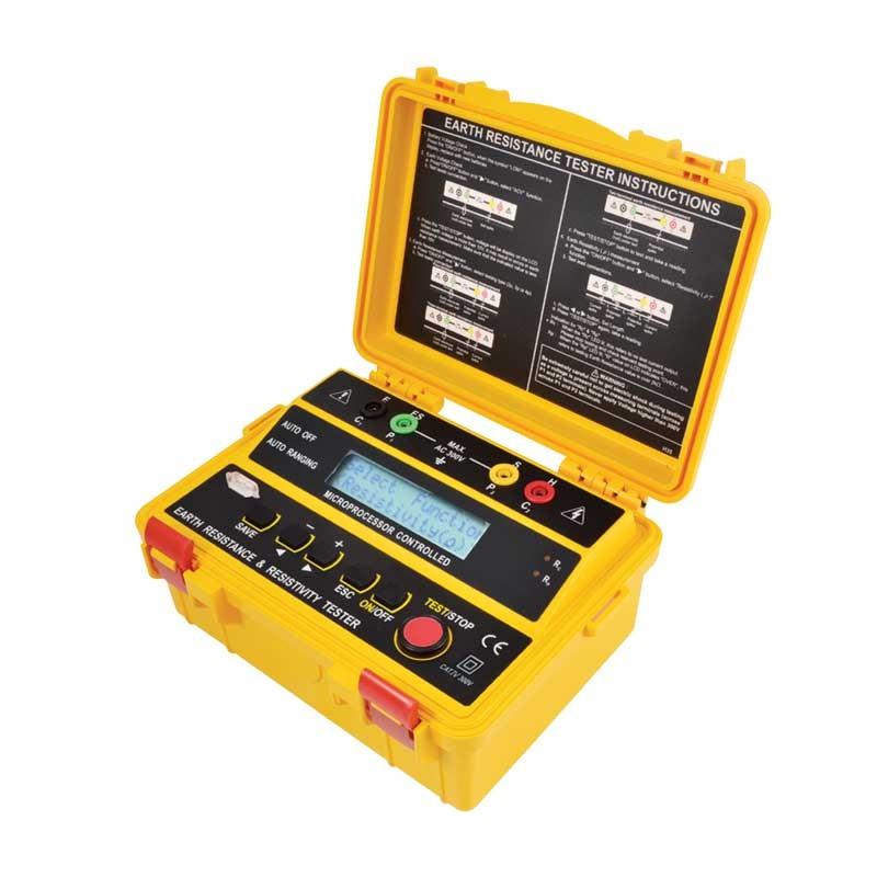 4236 ER 4-Wire Digital Earth Resistance & Resistivity Tester