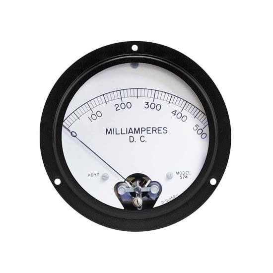 574 DC Analog Panel Meter