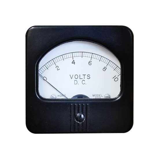 597 DC Analog Panel Meter