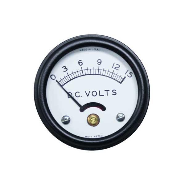 640 DC Analog Panel Meter