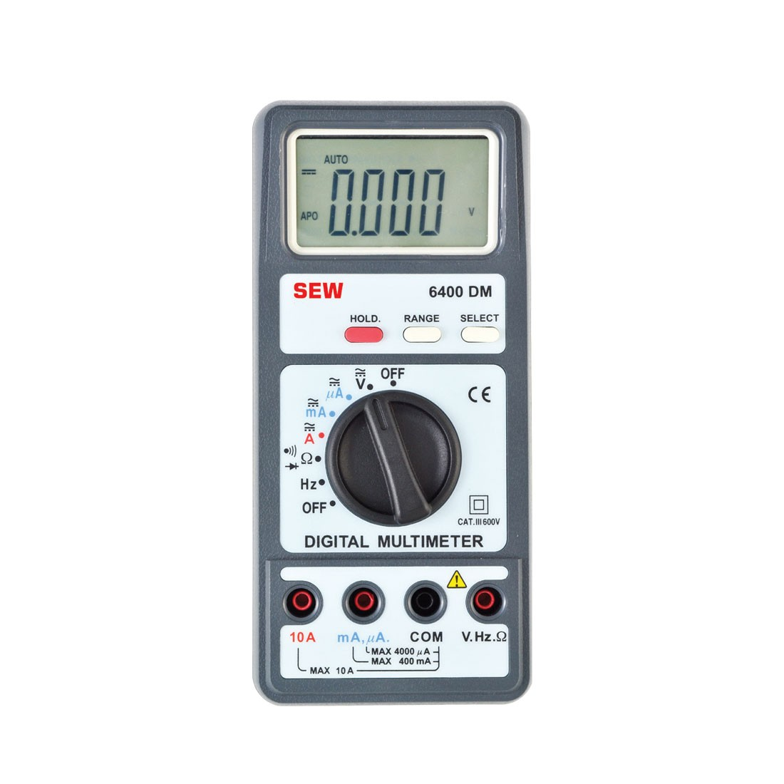 6400DM Digital Multimeter
