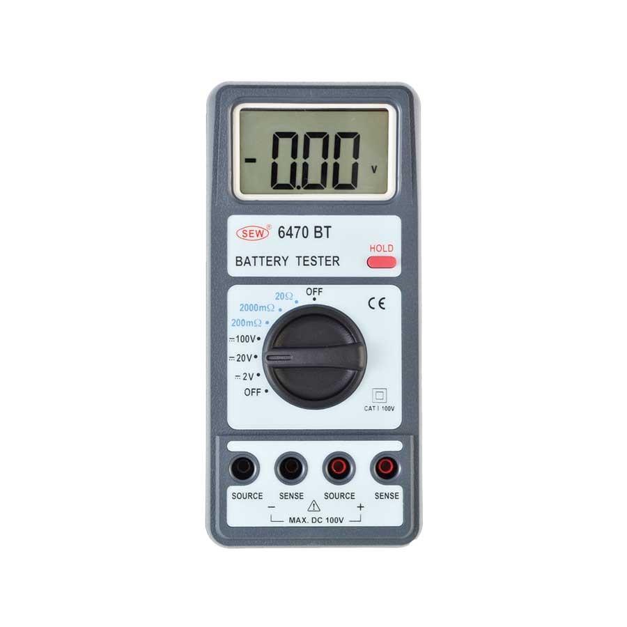 6470 BT Battery Tester
