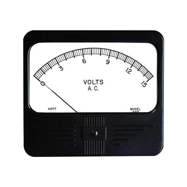 648 AC Analog Panel Meter