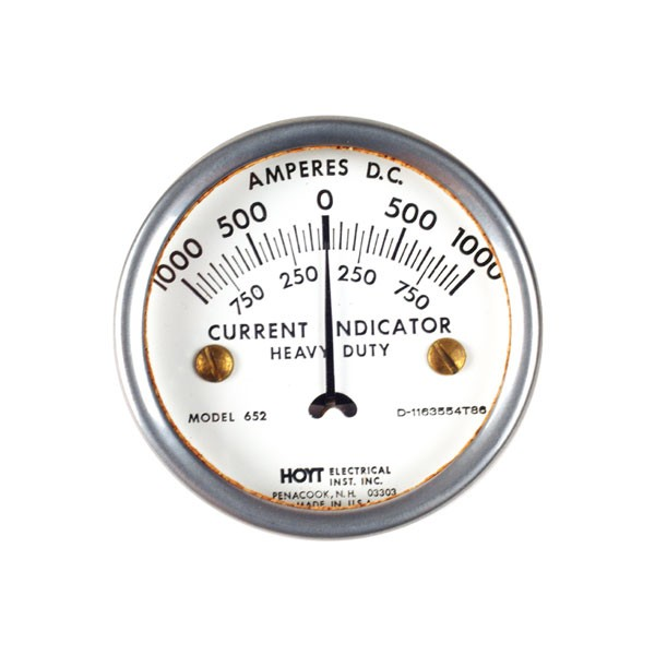 Hoyt 652 Induction Current Indicator