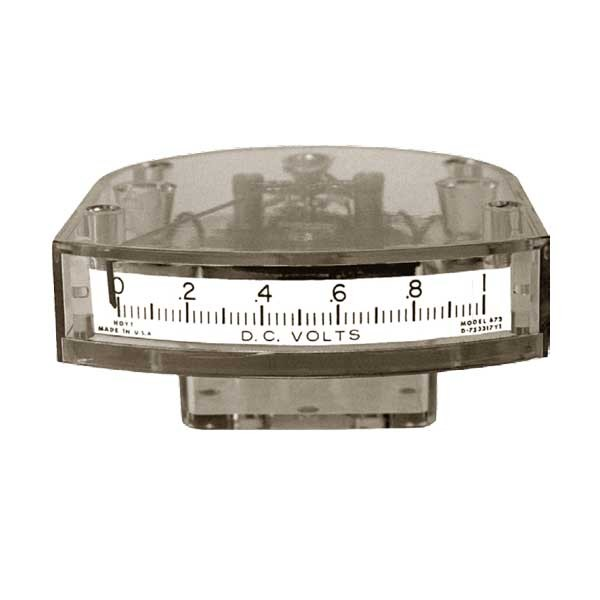 673/S DC Analog Panel Meter