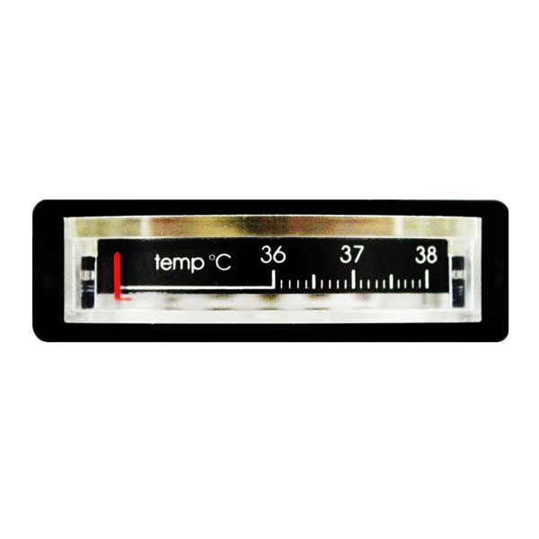 673/S DC Analog Panel Meter - Front View