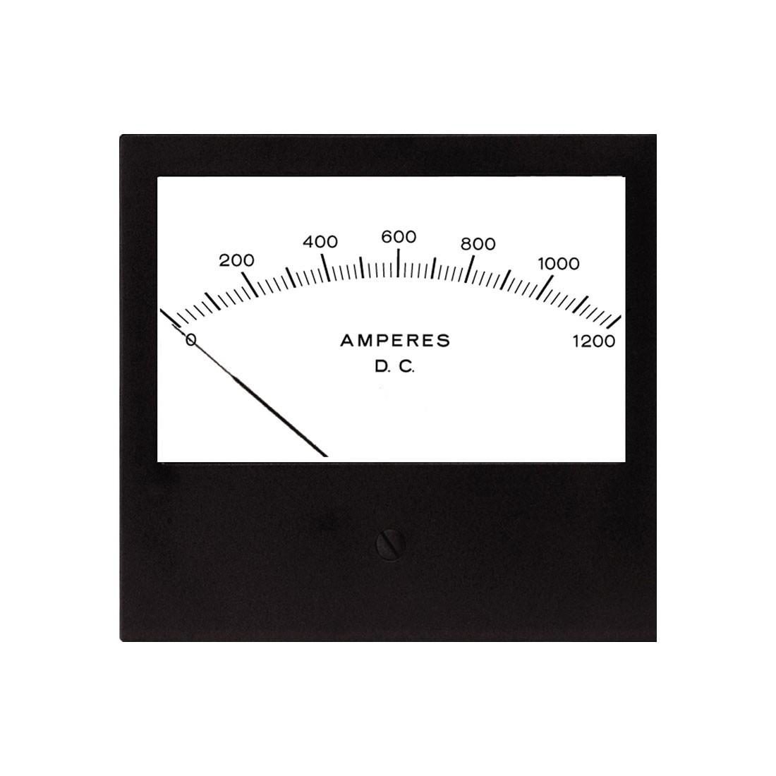 680 DC Analog Panel Meter