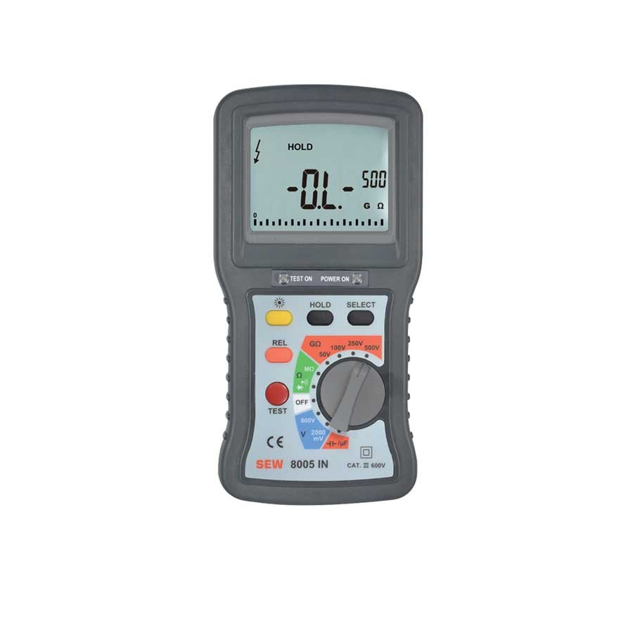8005IN Digital Insulation Multimeter
