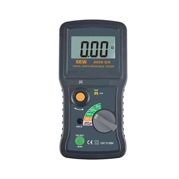 8920 ER 3 Wire Digital Earth Resistance