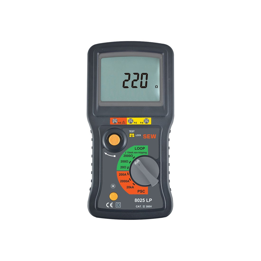 8025LP Loop Tester