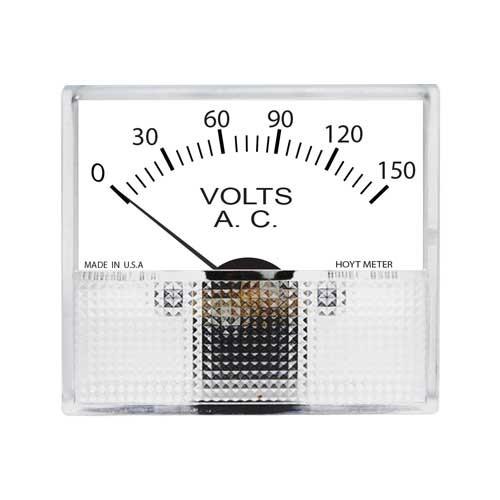 826R Rectified AC Analog Panel Meter
