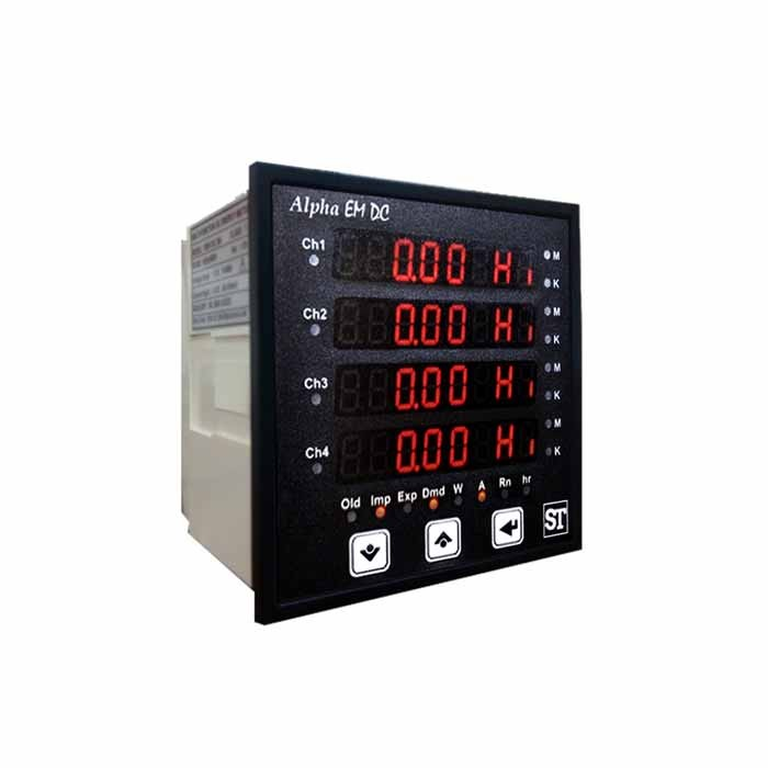 Alpha EMDC Multifunction DC Energy Meter