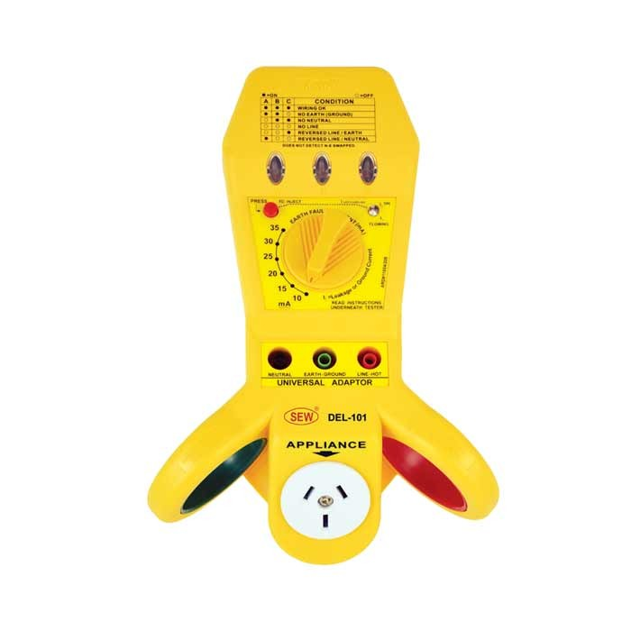DEL-101 Multi-purpose Tester