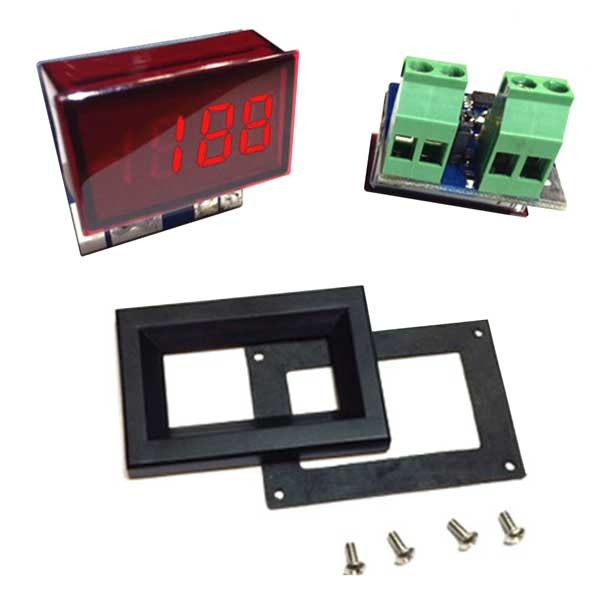 DLA20-DCA Digital DC Ammeter