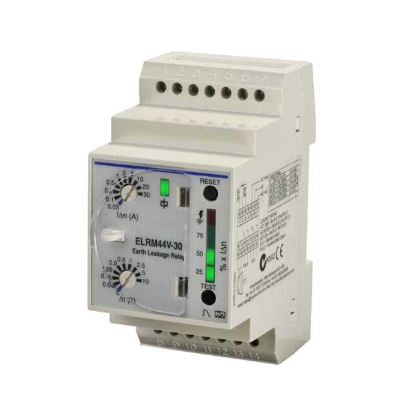 ELRM44V-30 Earth Leakage Relay