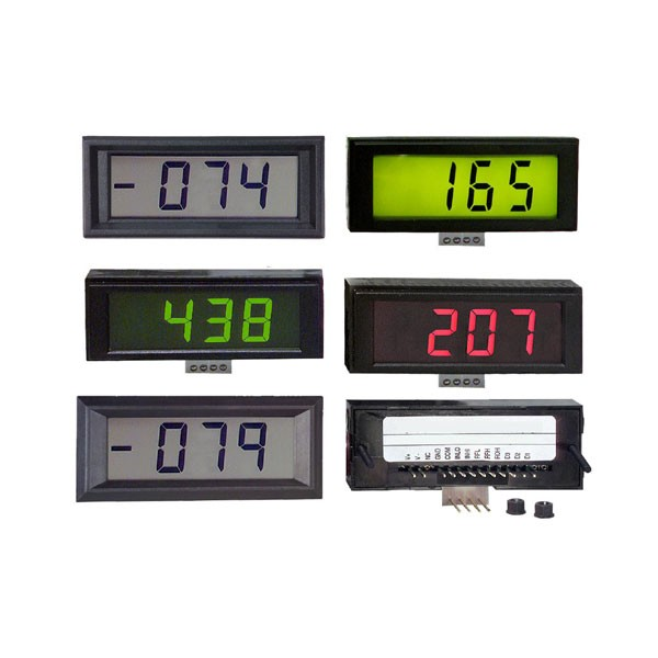 H5S/W/B Series LCD Digital Panel Meter
