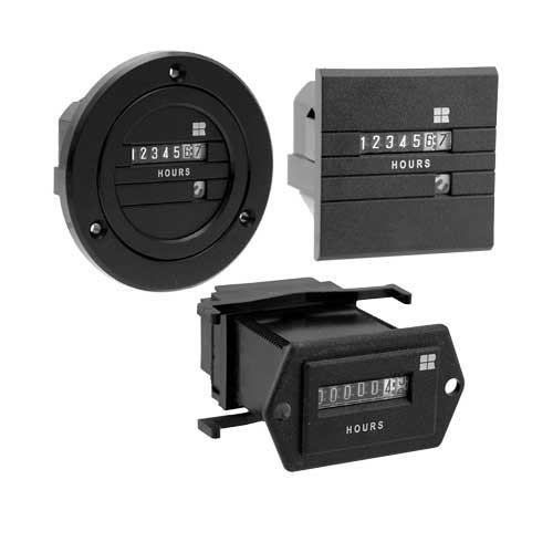 H731 Series - Quartz DC Hour Meter