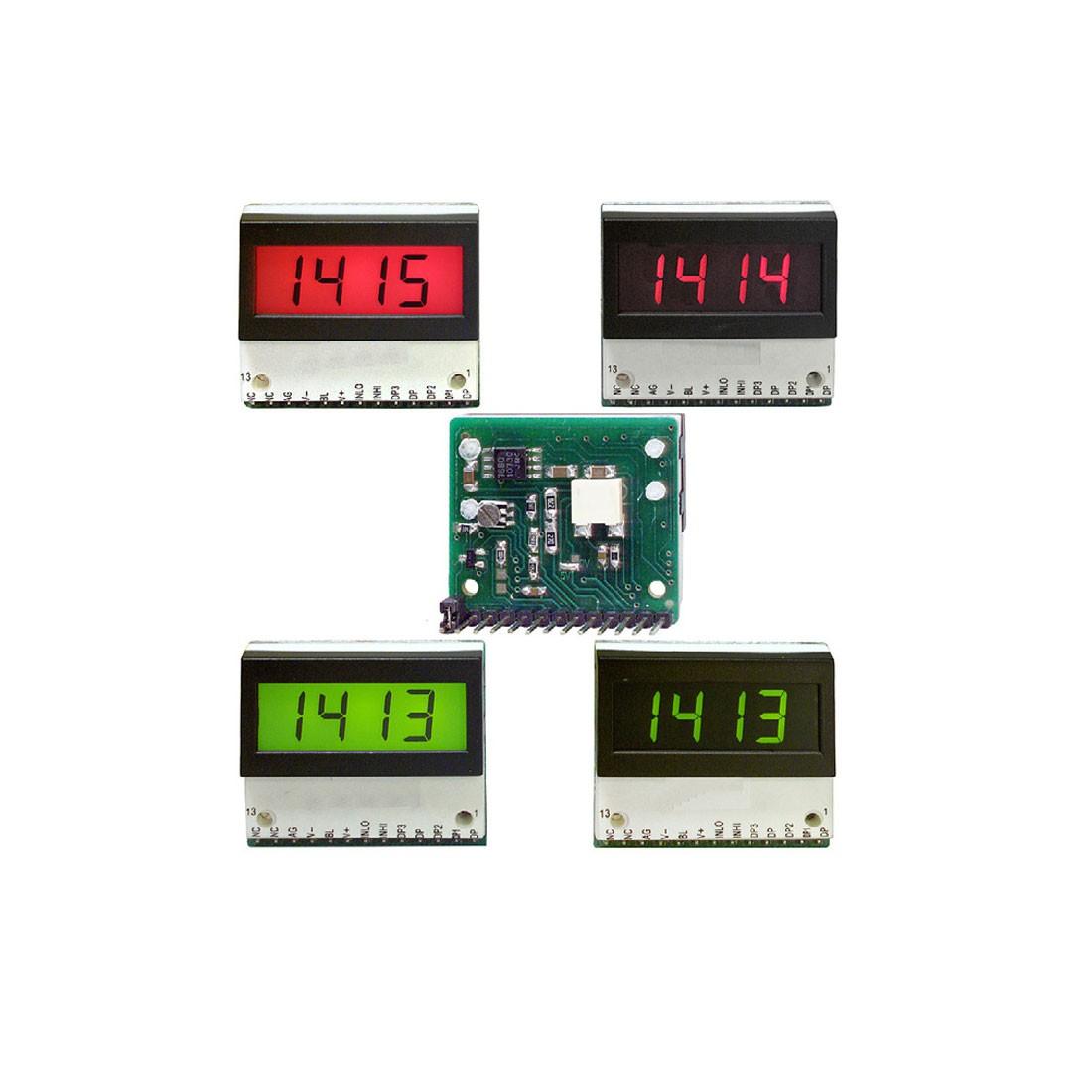 H7M Series LCD Digital Panel Meter