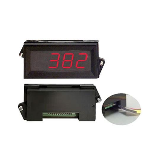 HDMO-8 Series Voltage Powered LED Digital Panel Meter