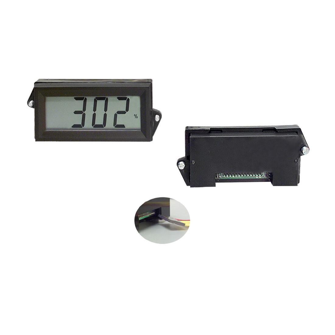 HDMO-800 Series LCD Digital Panel Meter