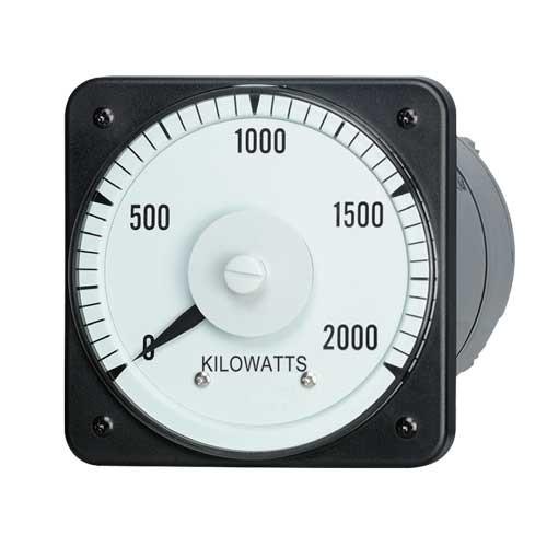 HLS-110 Analog Watt Meter