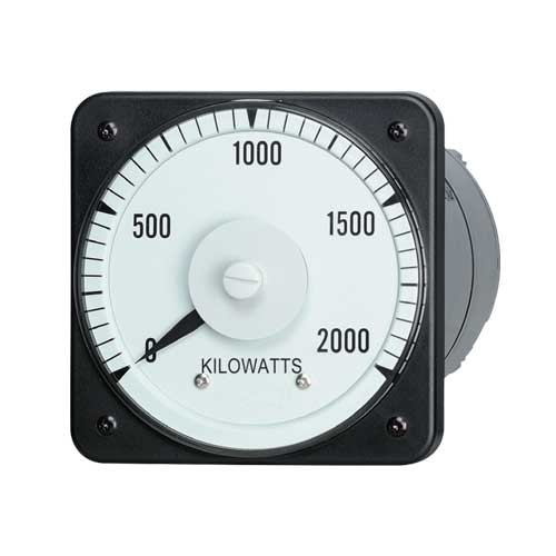 HLS-80 Analog Watt Meter