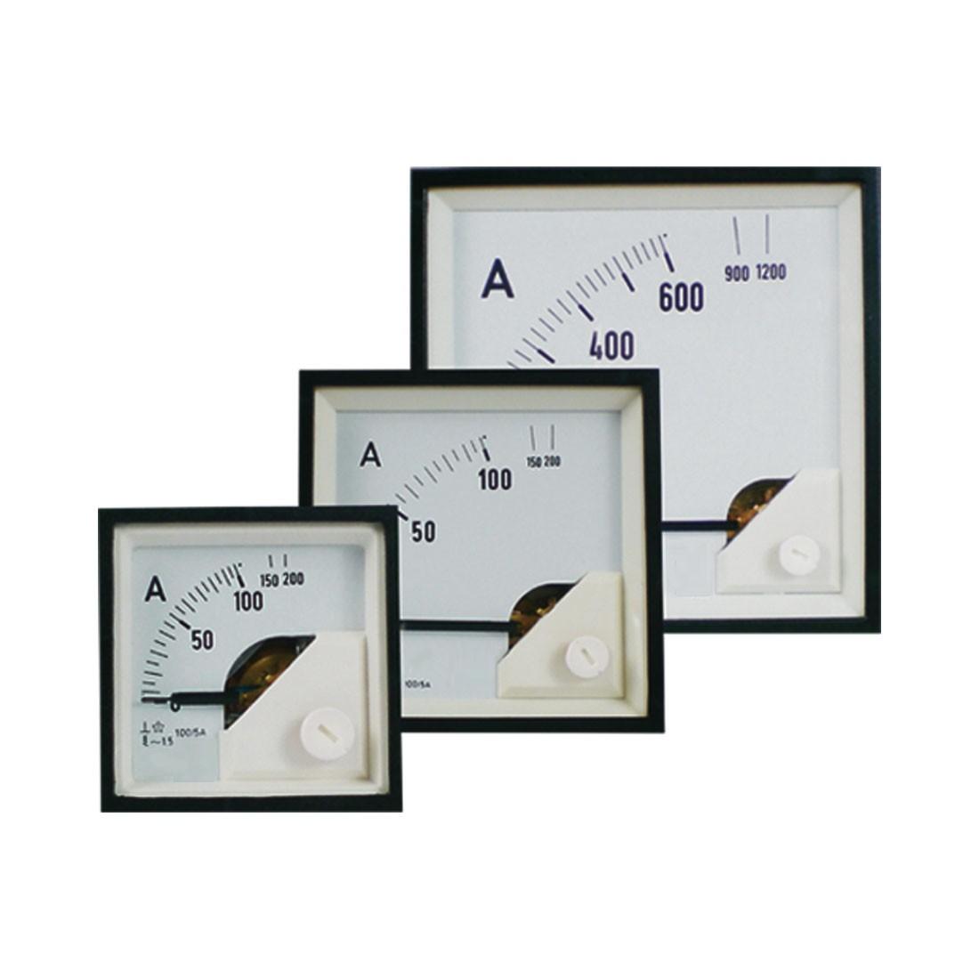 HSDE Series AC Analog Panel Meters