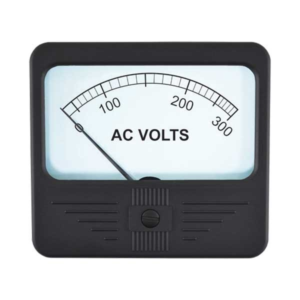 HST-120 AC/DC Analog Panel Meter