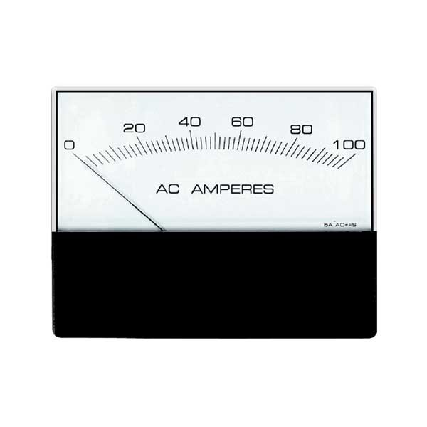 HST-125 AC/DC Analog Panel Meter