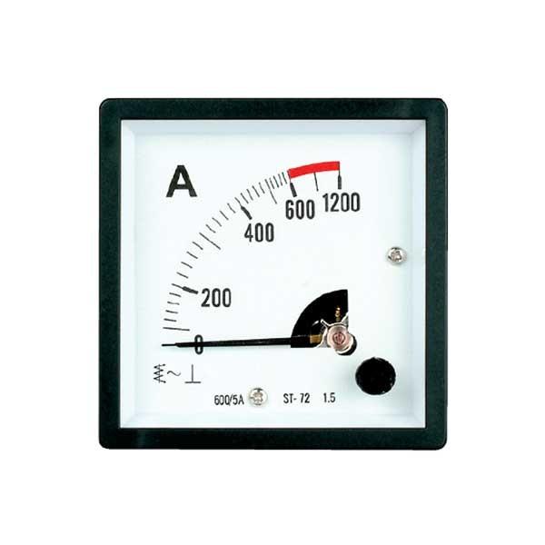 HST-72 AC/DC Analog Ammeter