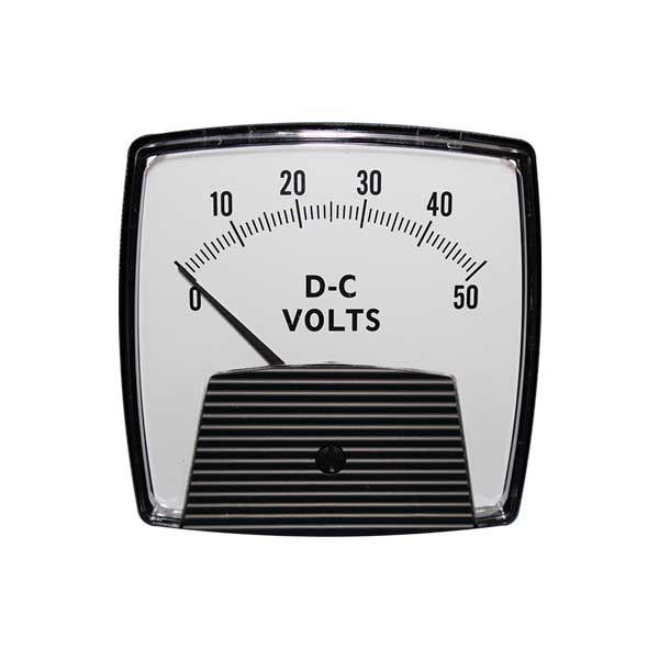 HST-90U AC/DC Analog Panel Meter