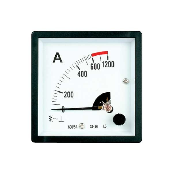 HST-96 AC/DC Analog Ammeter