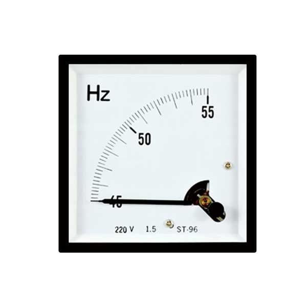 HST-96 HZ Analog Frequency Meter