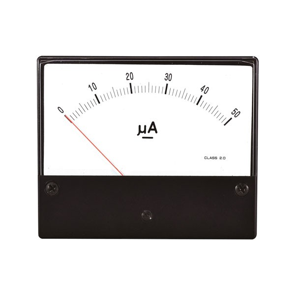 HST-110 AC or DC Analog Panel Meter
