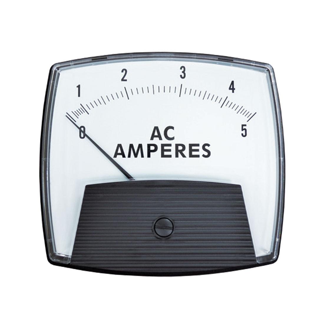 HST-123 AC or DC Analog Panel Meter