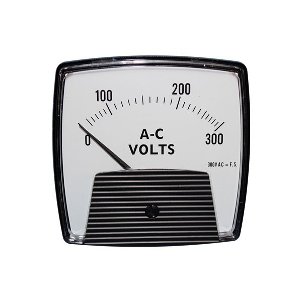 HST-123U AC or DC Analog Panel Meter