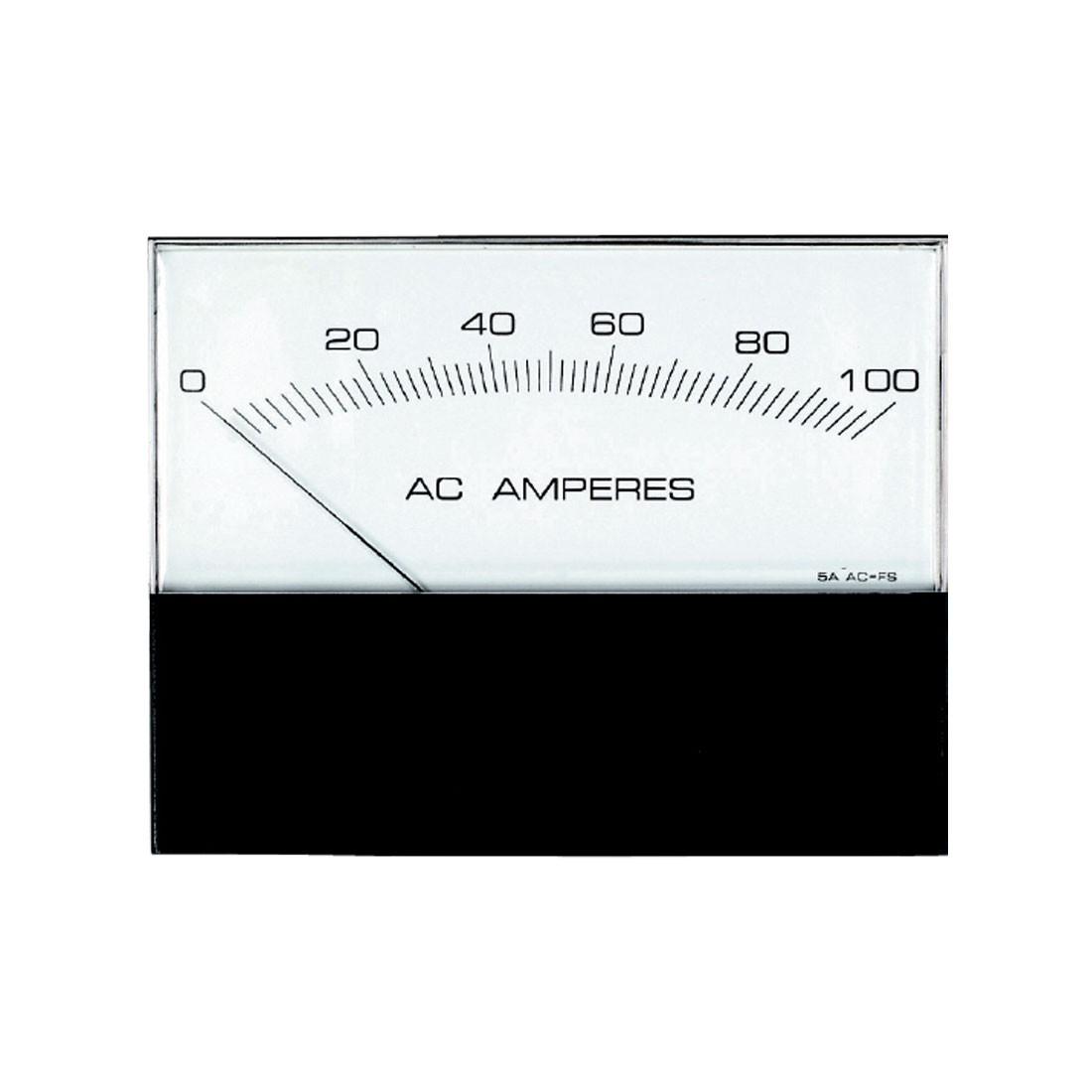 HST-125 AC or DC Analog Panel Meter