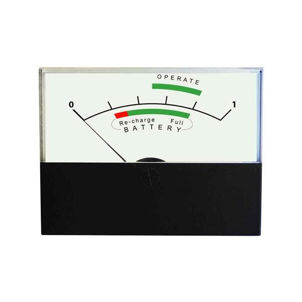 HST-57 Series AC or DC Analog Panel Meter