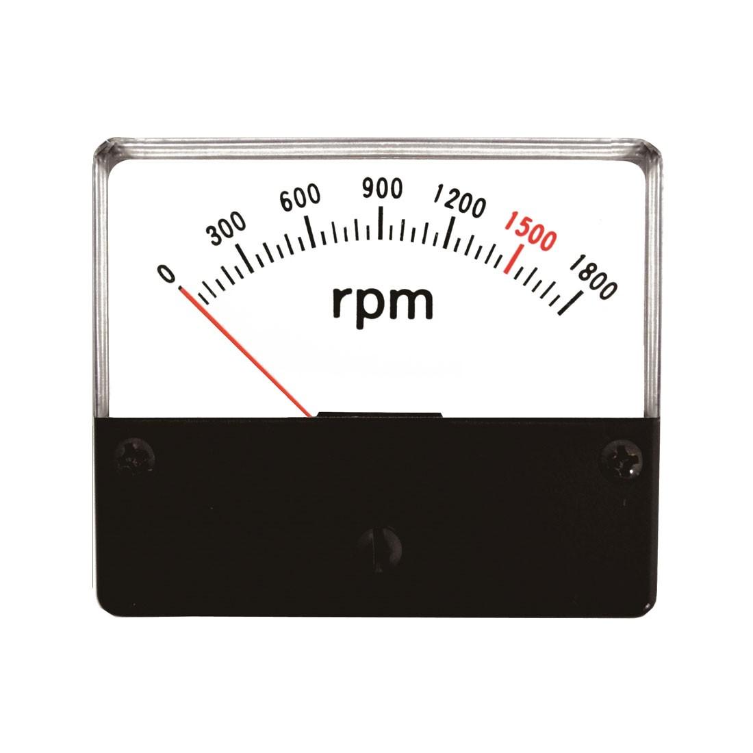 HST-670 AC or DC Analog Panel Meter