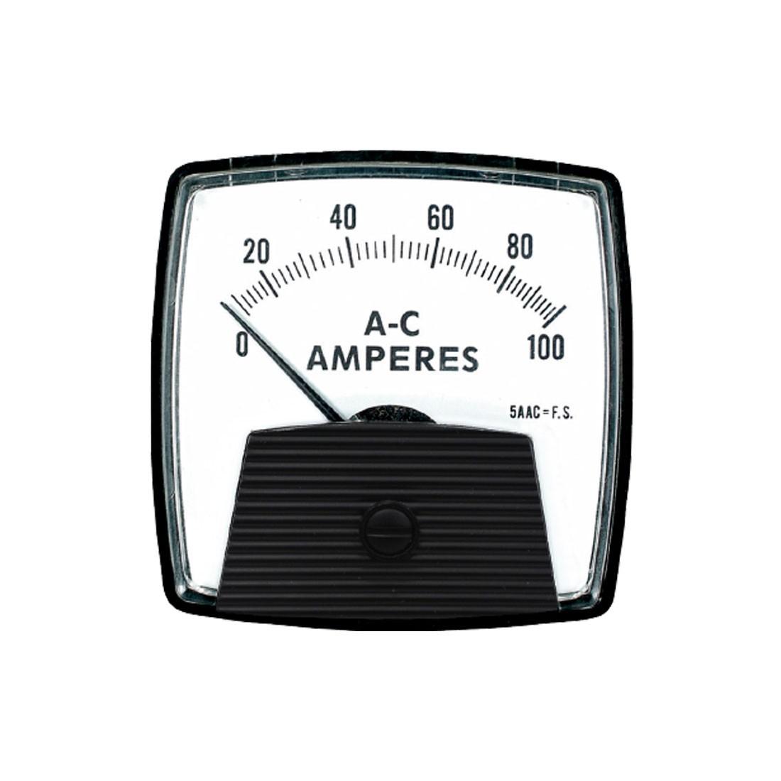 HST-70U AC or DC Analog Panel Meter