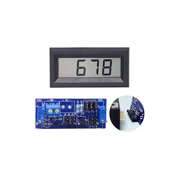 HLPI-1T Loop Powered LCD Digital Panel Meter