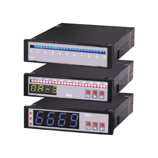 NA3 Horizontal Digital Bargraph Meter